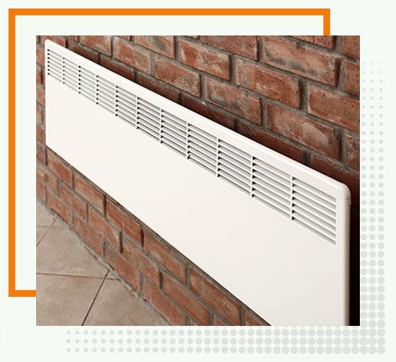 radiateur électrique à inertie